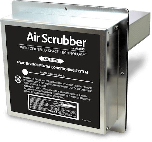 air scrubber by aerus whole home air purification system