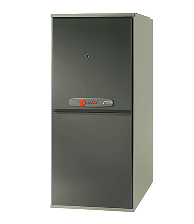 trane furnace heating system