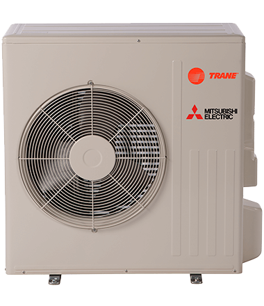 ductless mini split heating and cooling system