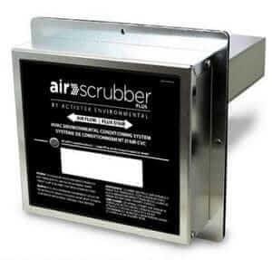 Air Scrubber Plus Air Purification System